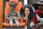 Češka: Hrdinové tahají děti z trosek. Rusové a Asad útočí na civilisty úmyslně