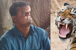 Zpověď znetvořeného rybáře z Bangladéše: Půl hlavy mi sežral tygr!
