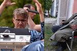 Dramatické natáčení nového Svěrákova filmu: Před Kaiserem schovávají chlast!