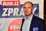 Nové želízko ČSSD v Plzni Josef Bernard: Plat se mi sníží radikálně