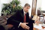 Onderka chce výměnu vedení: ČSSD se příště do Sněmovny nemusí dostat