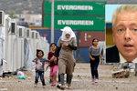 Chovanec odmítá migranty z Turecka: Česko do konce roku nepřijme ani jednoho