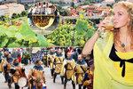 Velký přehled vinobraní 2018: Kam letos vyrazit v Česku za lahodným mokem?