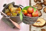 Netradiční jablečné recepty: Připravte si kompot či domácí nutelu z jablek