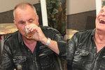 Frontman Elánu Jožo Ráž už ráno pil tvrdý alkohol. Pak teprve promluvil...