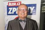 Zlínský lídr TOP 09 kritizoval Kalouska. Pak se Navrátil stal krajským předsedou