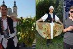 Slovácké slavnosti se nesly v duchu tradice: Návštěvníci mohli vidět i přes 100 let starý kroj!