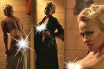 Vytasila ňadra a vyšpulila prdelku! Úplně nahá Pamela Anderson se předvádí v 49 letech