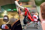 30 milionů aut, ženy s kočárkem a zvěř: Blanka má za sebou první rok