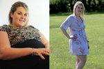 Dívka nemohla dělat práci snů, tak zhubla skoro 60 kilogramů!