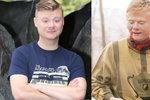 Herec Filip Kaňkovský (31) žije s nálepkou vraha: Zabij moji tchyni, žádali ho v hospodě