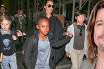 Šok v kauze rozvodu Pitta a Jolie: Brada vyšetřují kvůli zneužívání dětí!