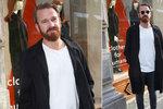 Stanislav Majer módě rozumí: Předvedl se ve stylovém modelu