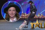 Lucia z Talentu: Tančí se psem, kterého chtěli utratit