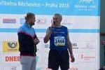 Neuvěřitelné: Dnes běží svůj 54. závod. Pan Vladimír běhá Běchovice od roku 1963