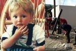 Očekávají, že vykopou jeho mrtvolku. Policisté pátrají po ostatcích chlapce (21 měs.)