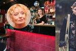 Dcera Vilmy Cibulkové po léčbě ze závislosti na drogách: Maká za barem!