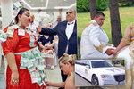 Česko-slovenská veselka romské »princezny«: Čtyřdenní pařba za milion!
