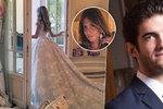 Dcera oligarchy si v Monaku brala bohatého podnikatele: Svatební šaty stály téměř 8 mega!