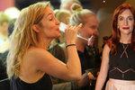 Herečka Hana Vagnerová řádí: Na večírku nemohla odlepit rty od skleničky!