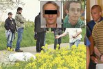 Taxivraždy u soudu ONLINE: Masakr si zapsal do deníku
