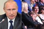 Putinova tajná rodina? Milenka ruského prezidenta vyvedla děti do společnosti