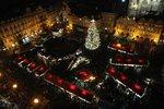 Vánoční trhy na Staromáku budou vypadat takto: Prodávat se začne již v sobotu