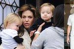 Rozvod Pitta a Jolie: Ohledně dětí bude po mém, prosadila si Angelina