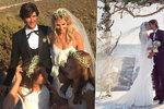 Tajná turecká svatba topmodelky Terezy Maxové (45): Vdávala se kvůli dceři!
