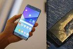Samsung se nemůže vzpamatovat z výbušných baterií Galaxy Note 7. Zabrzdil novinku