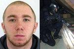 Nebezpečný vězeň dopaden! Lubomír se skrýval ve spodním prádle pod podlahou