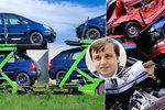 Češi si kupují auta častěji než Britové. S bohatstvím to ale nemá co do činění