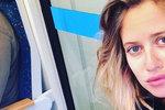 Těhotná Emma Smetana nasadila trpký úsměv: Kruhy pod očima nezakryl ani make-up!