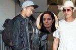Brad Pitt syna fyzicky netýral, ukázalo vyšetřování: Do péče děti přesto nedostane