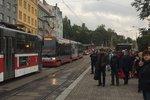 Pražský dopravní podnik sečte cestující v tramvajích: Chce se přesvědčit, zda revoluce měla význam