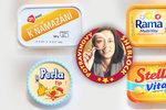 Velký test margarínů: Proč zdraví vykupují éčky?
