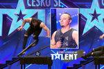 Cirkusák André v Talentu: Děsivý pád před porotou! V zákulisí úřadovala záchranka