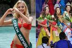 Češka Kubíčková na Miss Earth neuspěla! Bojovala se zdravotními problémy