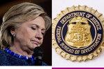 FBI zveřejnila dokumenty ke Clintonově milosti pro podvodníka. Týden před volbami
