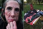 Z milionářky bezdomovkyní! Dědička spí v parku vedle luxusního bytu, kde bydlela
