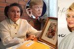 Trumpova extchyně: Volby budu sledovat s Ivanou na 5. Avenue, s Donem si ale neťuknem! Pije jen mléko a oranžádu
