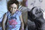 Holčička (4) umírá na rakovinu: Tatínek vysvětlil, proč její bolest sdílí se světem
