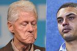 Jsem syn Clintona a černošské prostitutky, tvrdí. Obamu žádá o pomoc s testy DNA