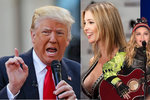 Poslední hodiny boje o Bílý dům: Nerozhodnuté voliče přemlouvaly celebrity