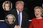 Forman, Tříska i vdova po Matuškovi volili prezidenta USA. Komu dali hlas?
