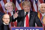 Zeman: Trump mluví drsně, ale srozumitelně. Co mu říká Klaus, Sobotka a Babiš?