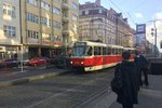 Pražské tramvaje svezou za den přes milion lidí. Nejvytíženější je linka 22 a Anděl