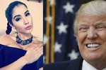 Sex před kamerou mi sebere Trump, ptá se pornohvězdička Lady Dee
