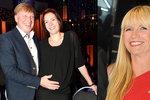 Michal Dlouhý po boku s těhotnou ženou: Ale jeho manželka to není!