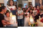 Dcera režiséra Adamce slavila narozeniny ve velkém stylu! Nechyběla dcera známé zpěvačky